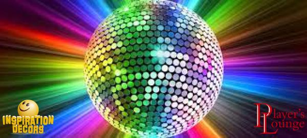disco decor en attracties te huur