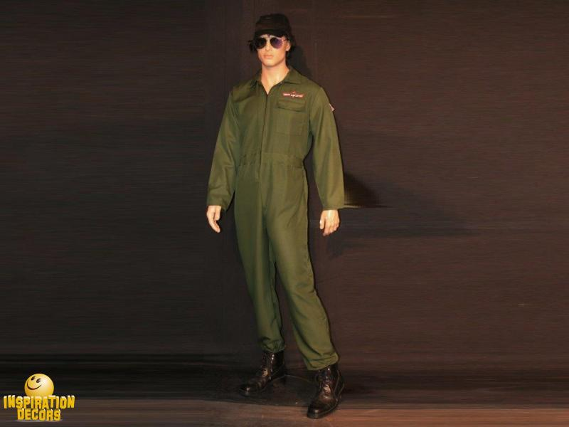 verhuur fighter pilot straaljager Top Gun huren