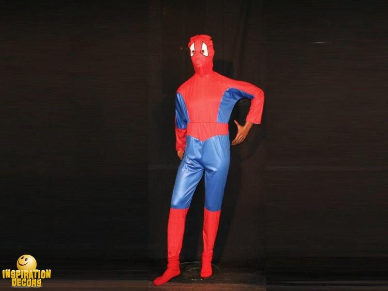 verhuur decorpop spiderman huren