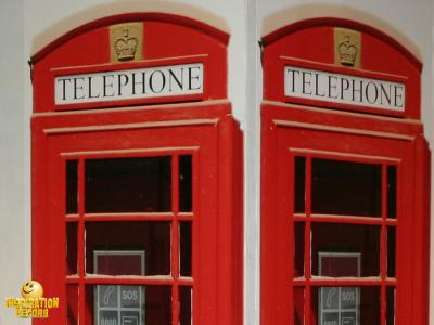 verhuur english phone booth huren