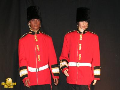 verhuur Queen's Guards huren
